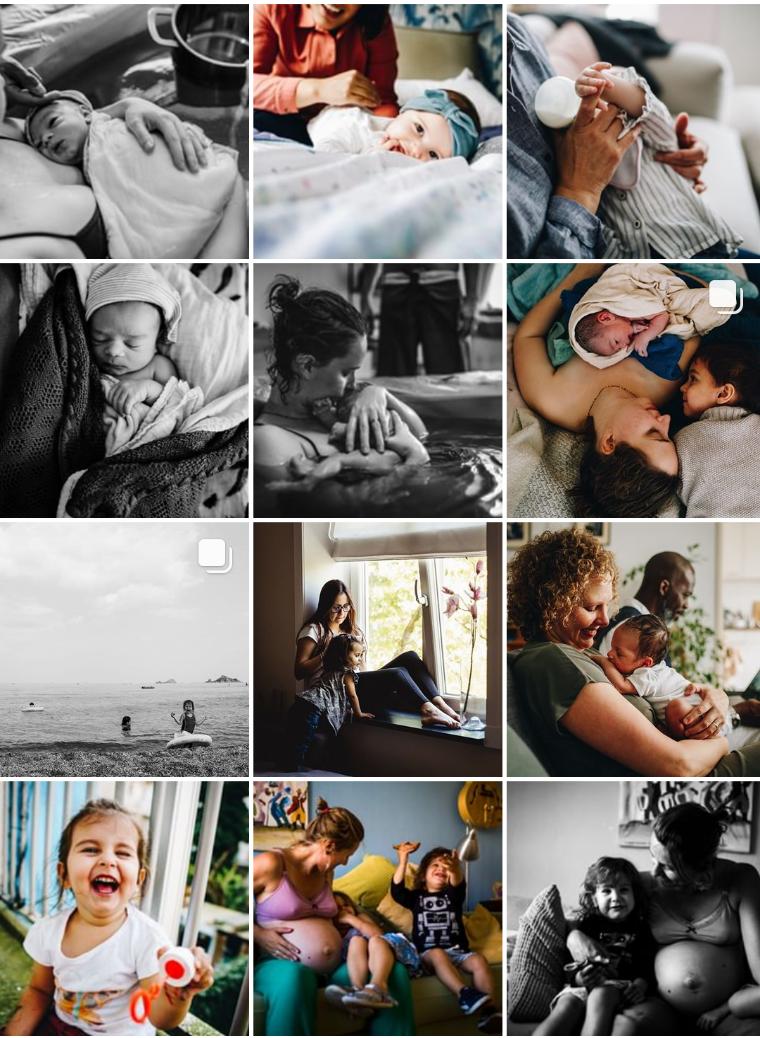 Lucrecia Carosi Amsterdam Family Photographer instagram feed